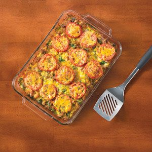 Sunnyside Breakfast Casserole Recipe