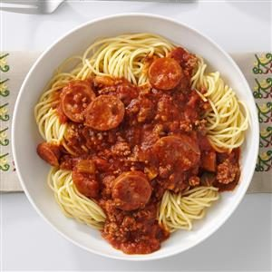 Super Spaghetti Sauce Recipe