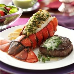 Surf & Turf Recipe