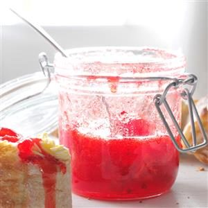 Surprise Raspberry Jam Recipe
