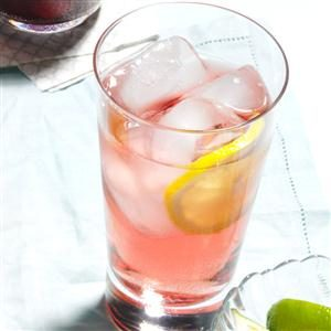Swedish Rose Spritz Recipe