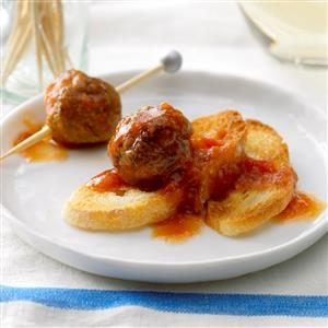 Sweet & Sour Turkey Meatballs Recipe