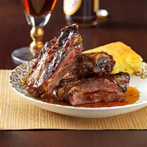 Sweet & Tender Beef Ribs Recipe