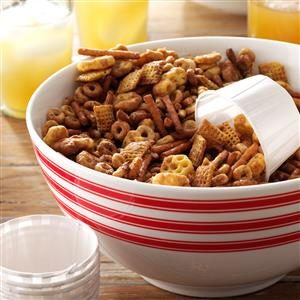 Sweet 'n' Salty Party Mix Recipe