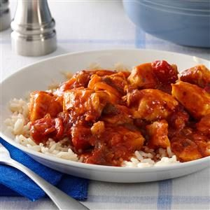 Sweet 'n' Spicy Chicken Recipe