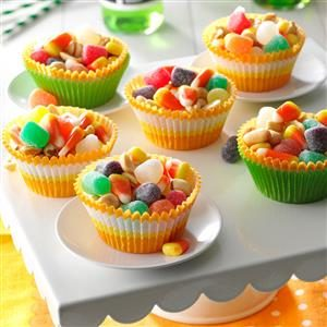 Sweet 'n' Spicy Halloween Munch Recipe