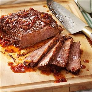 Sweet and Savory Brisket Recipe