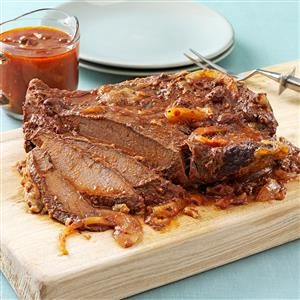 Sweet and Sour Brisket Recipe