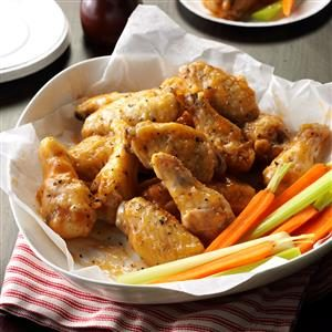 Sweet-and-Sour Chicken Wings Recipe