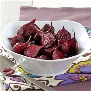 Sweet and Tangy Beets Recipe
