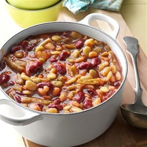 Sweet and Tangy Ranch Beans Recipe