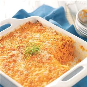 Sweet Potato Gratin Recipe