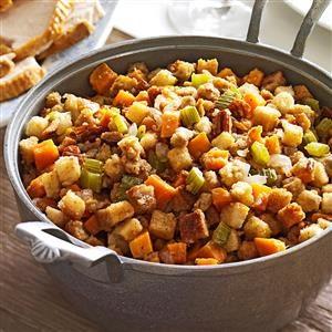 Sweet Potato Stuffing Recipe