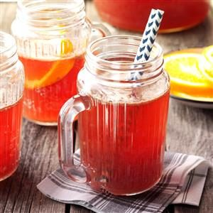 Sweet Tea Boysenberry Shandy Recipe