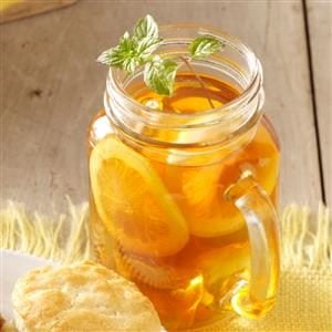 Sweet Tea Concentrate Recipe