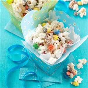 Sweet-Tooth Popcorn Recipe