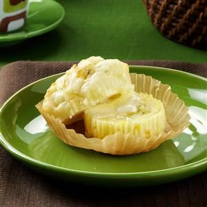Swiss Cheese Muffins Recipe