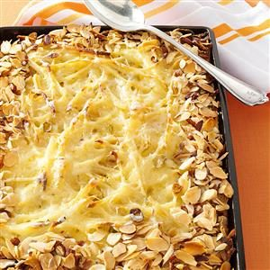 Swiss Potato Bake Recipe