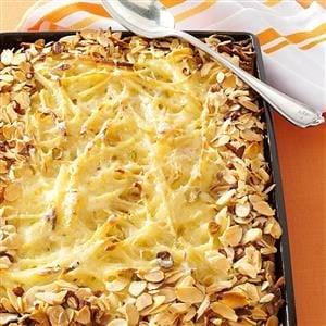Swiss Potato Bake Recipe