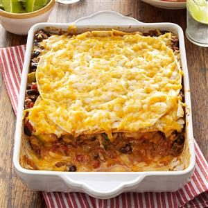 Watch Us Make: Taco Lasagna
