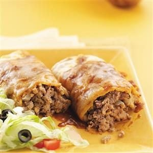 Tacoritos for Two Recipe