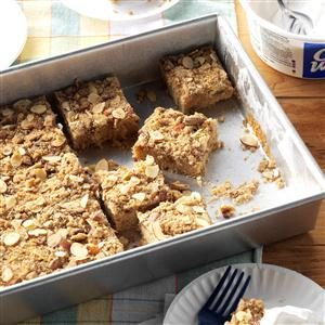 Tailgate Toffee Bars Recipe