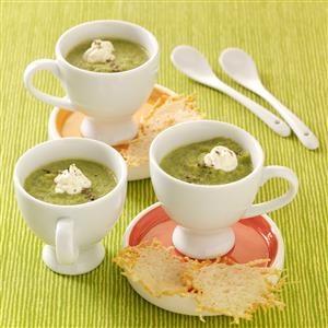 Tangy Asparagus Soup