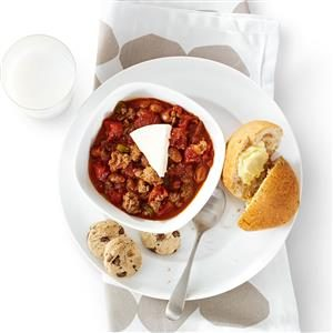 Tangy Beef Chili Recipe