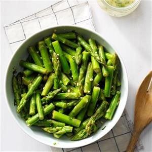 Tarragon Asparagus Salad