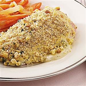 Tarragon-Cream Chicken Recipe