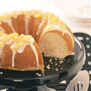 Taste-of-Summer Light Pound Cake Recipe