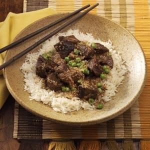 Teriyaki Beef Stew Recipe