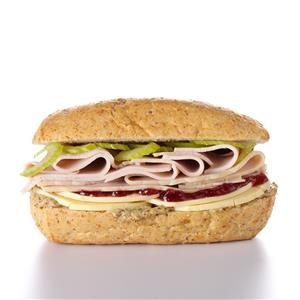 Terrific Turkey Club Recipe