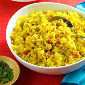 Texas-Style Spanish Rice Recipe
