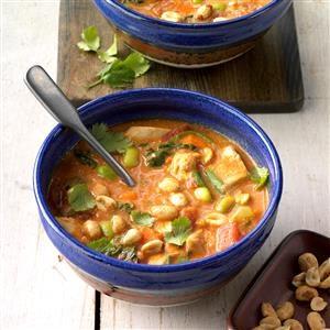 Thai-Style Chicken Chili Recipe