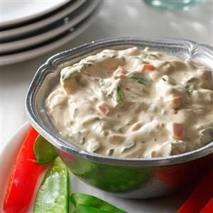 Thai Veggie Dip Recipe