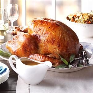 Thanksgiving Stuffed Turkey Recipe