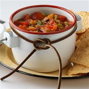 The Best Salsa Recipe