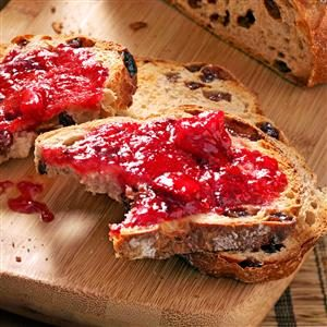 Three-Berry Freezer Jam Recipe