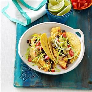 Tilapia Tacos Recipe