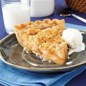 Tipsy Apple Pie Recipe