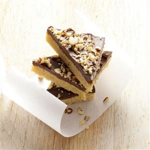 Toffee Triangles Recipe