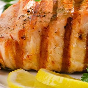 Tropical Grilled Salmon Recipe