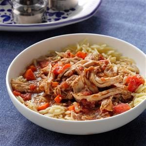 Tomato Balsamic Chicken Recipe