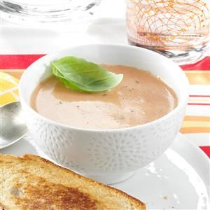 Tomato Bisque Recipe