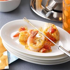 Tomato Cheddar Fondue Recipe