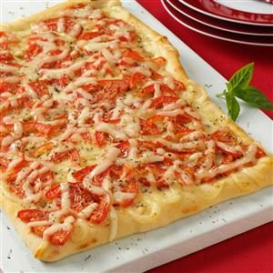 Tomato Pizza Bread Recipe