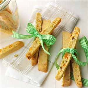 Toni's Tropical Biscotti Recipe