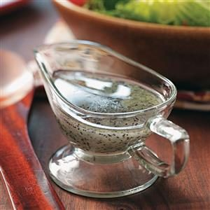 Tossed Salad with Poppy Seed Dressing Recipe