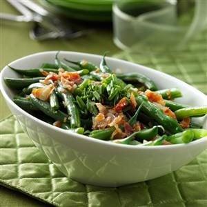 Tra Vigne Green Beans Recipe
